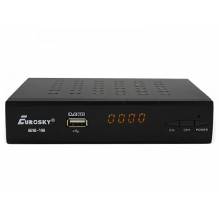 Eurosky ES-18 DVB-T2