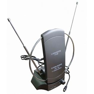 Цифровая антенна комнатная ZANOR 5-6454