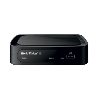Цифровой приемник World Vision Т-62М HD