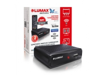Цифровой телевизионный приемник LUMAX DV1111HD